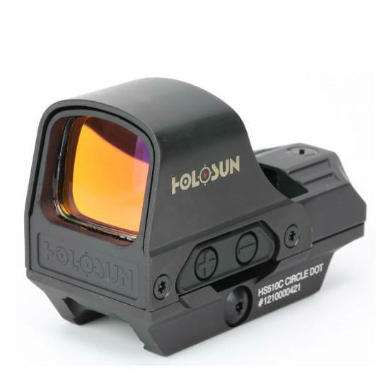 Прицел коллиматорный Holosun Open Reflex (HS510C)