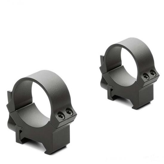 Крепления быстросъемные (кольца) Leupold QRW 30mm High Matte (49865)